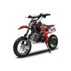 Moto 50cc 4 temps