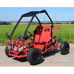 Buggy 125cc 2 places DMV 2020