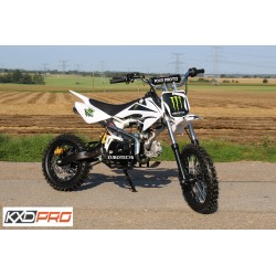 Dirt bike KXD 125CC...