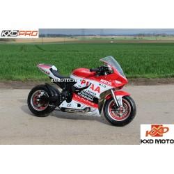 Moto KXD course grand modéle