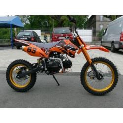 Dirt Bike 125cc 17/14