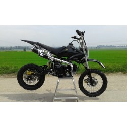 Dirt Bike 125cc 12/14