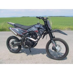 Dirt Apollo 250cc AGB38 18/21