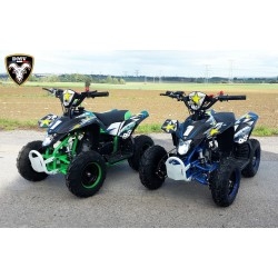 "Pocket Quad 49cc 6"" DMV LTX"